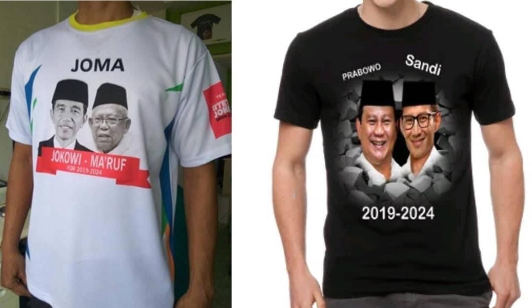 pembuatan baju seragam kampanye yang murah